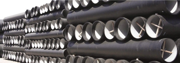 Ductile Iron Pipes | Products | Sfeir Trading (since 1977)